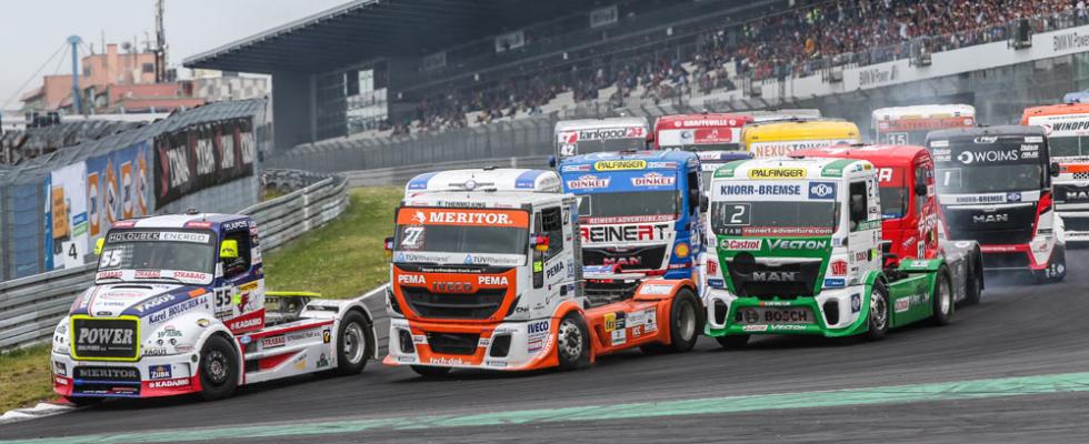 31. Int. ADAC Truck-Grand-Prix