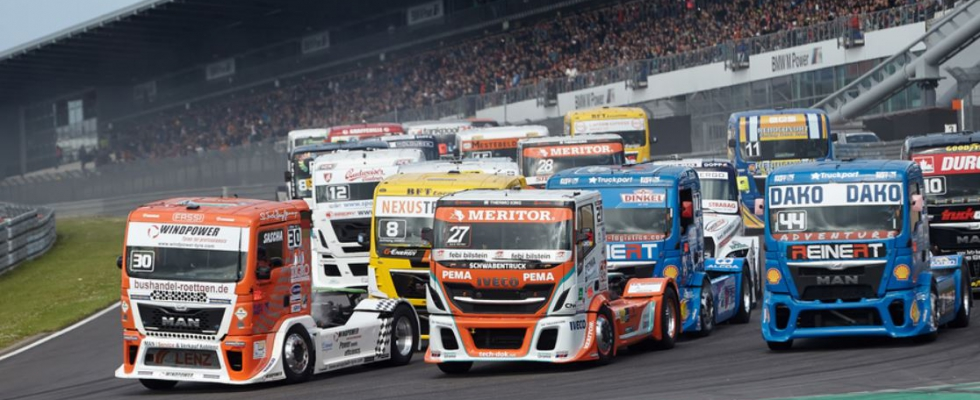 32. Int. ADAC Truck-Grand-Prix