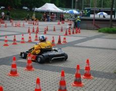 Lauf zur Kartslalom-Meisterschaft des ADAC Mittelrhein
