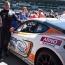 Jürgen Nett fuhr den Porsche Cayman als Klassensieger über die Ziellinie