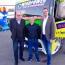 Sascha Lenz präsentiert seinen neuen Race-Truck