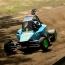 Marvin Holzleitner, Hannah Gumm und Claus Altendorf starten erfolgreich in die neue Auto-Cross Saison