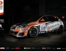 Team Eurorepar Autohaus Nett Motorsport kehrt mit dem Peugeot 308 Racing Cup auf die Nordschleife zurück.
