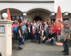 Sportwarteinformationsfahrt des AC Mayen zur DTM an den Norisring