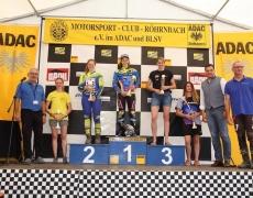 Doppelsieg für Theresa Bäuml – Deutsche Trial Meisterschaft – 9/10.06.2018 – in Röhrbach