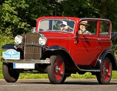 Int. ADAC Moselschiefer-Classic am 18. August 2018 Oldtimer machen Station in Mayen