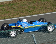 Super Leistung von Marvin Brandl im Formel Ford in Zolder