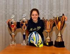 Sieg, Geburtstag und Meistertitel für Theresa Bäuml bei der Deutschen Trial-Meisterschaft