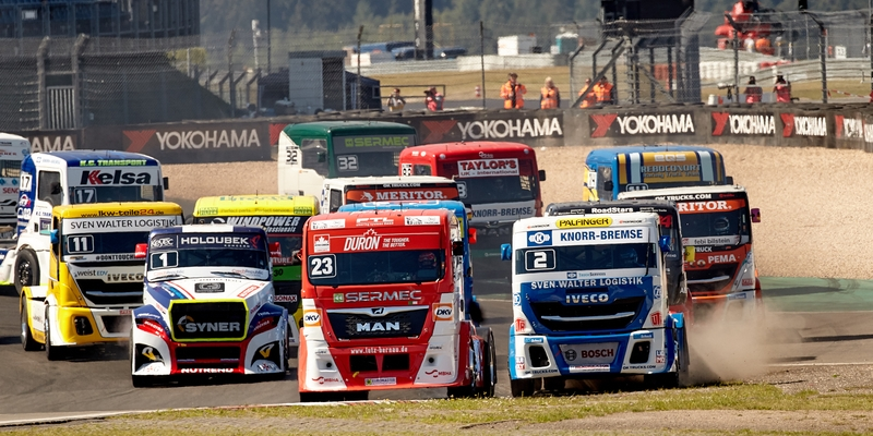34. Int. ADAC Truck-Grand-Prix
