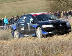 Rallye Kempenich: Färber siegt, Berlandy beeindruckt