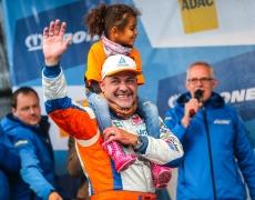 Gerd Körber feierte zum Abschied Podiumsplatz