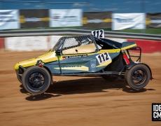 Marvin Holzleitner – Jetzt geht's Schlag auf Schlag  bei der Europameisterschaft mit einem Buggy bis 1600ccm