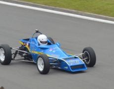 Marvin Brandl – Glücklicher Sieger beim Formel Ford Rennen auf dem Nürburgring.