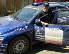 Simone Busch vom AC Mayen auf motorsportlichen Abwegen