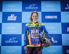 Theresa Bäuml ist Vize Trial Europameisterin!!!