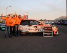 Team Eurorepar Autohaus Nett Motorsport sichert sich den VLN -Titel in der Klasse SP2T