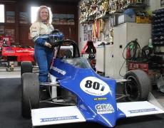 VFV – GLPpro 2018: Simone Busch belegt in ihrer ersten Formel Ford Saison den 6. Platz in der Jahreswertung