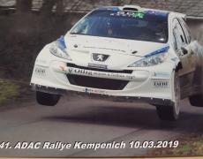 Rallye Kempenich: Färber/Schaaf siegen auf Peugeot S2000