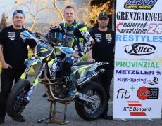 Supermoto IDM – Kevin Röttger aus Adenau startet zuversichtlich in die Saison