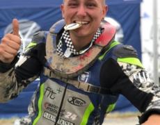 Supermoto IDM – Kevin Röttger wurde den Technik-Teufel erst beim letzten Rennen los