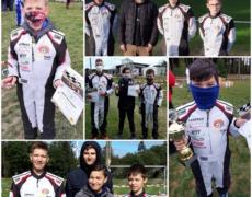 Saisonfinale der AC Mayen Kartjugend beim ADAC Mittelrhein Cup 2020