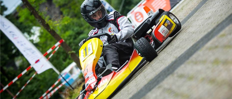 AC Mayen ADAC Jugend-Kart-Slalom