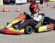 AC Mayen-Kartjugend beim Finale der ADAC Mittelrhein-Meisterschaft
