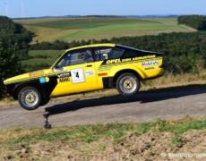 2. Platz für das AC Mayen-Duo Georg Berlandy / Peter Schaaf bei der ADAC Rallye Potzberg